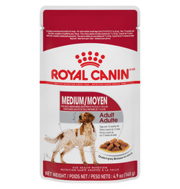 Royal Canin Royal Canin Medium Adult Pouch 140g
