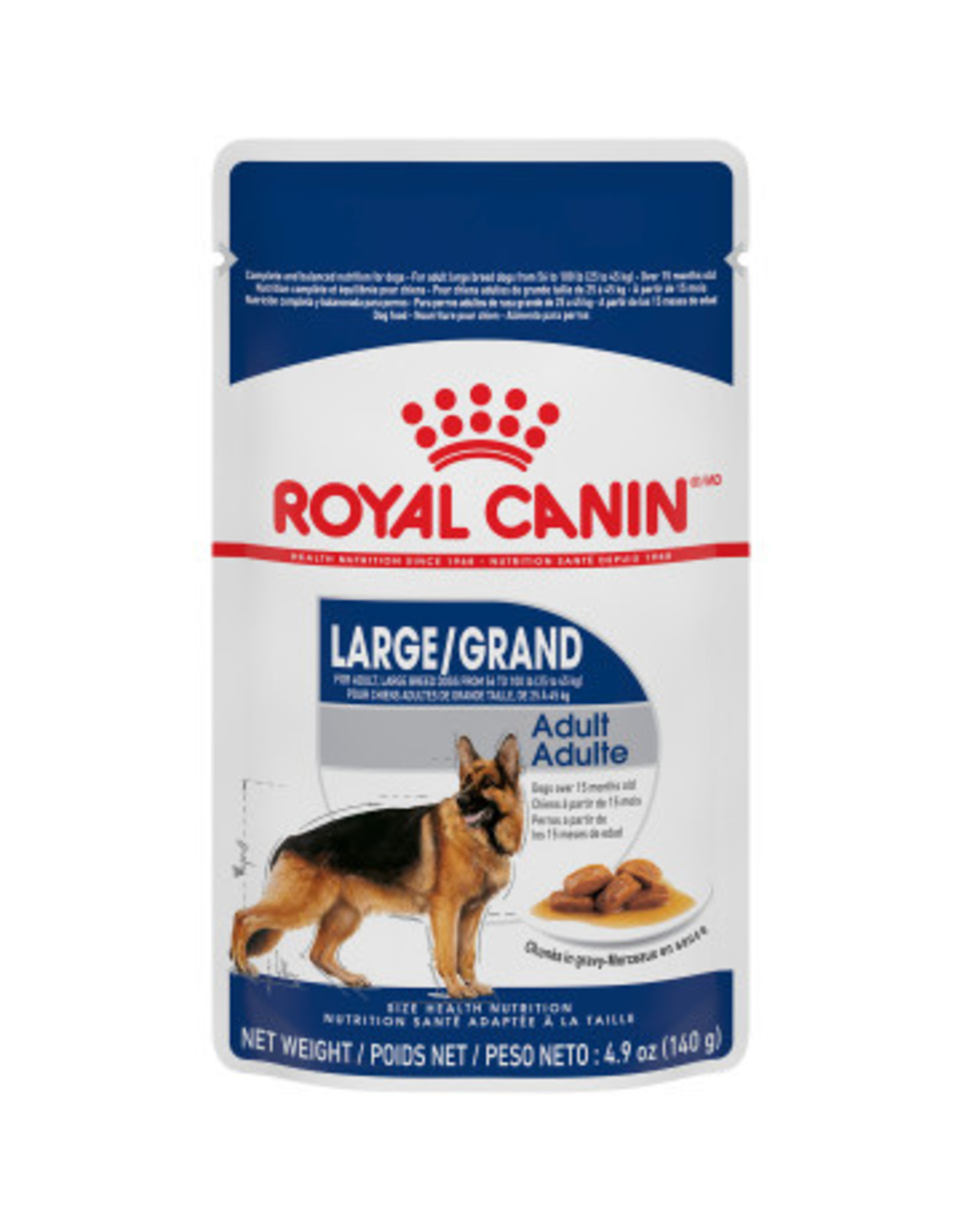 Royal Canin Royal Canin Large Adult Pouch 140g