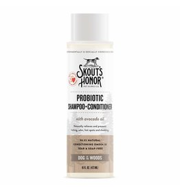 Skout's Honor Probiotic Shampoo & Conditioner Dog of the Woods 16oz