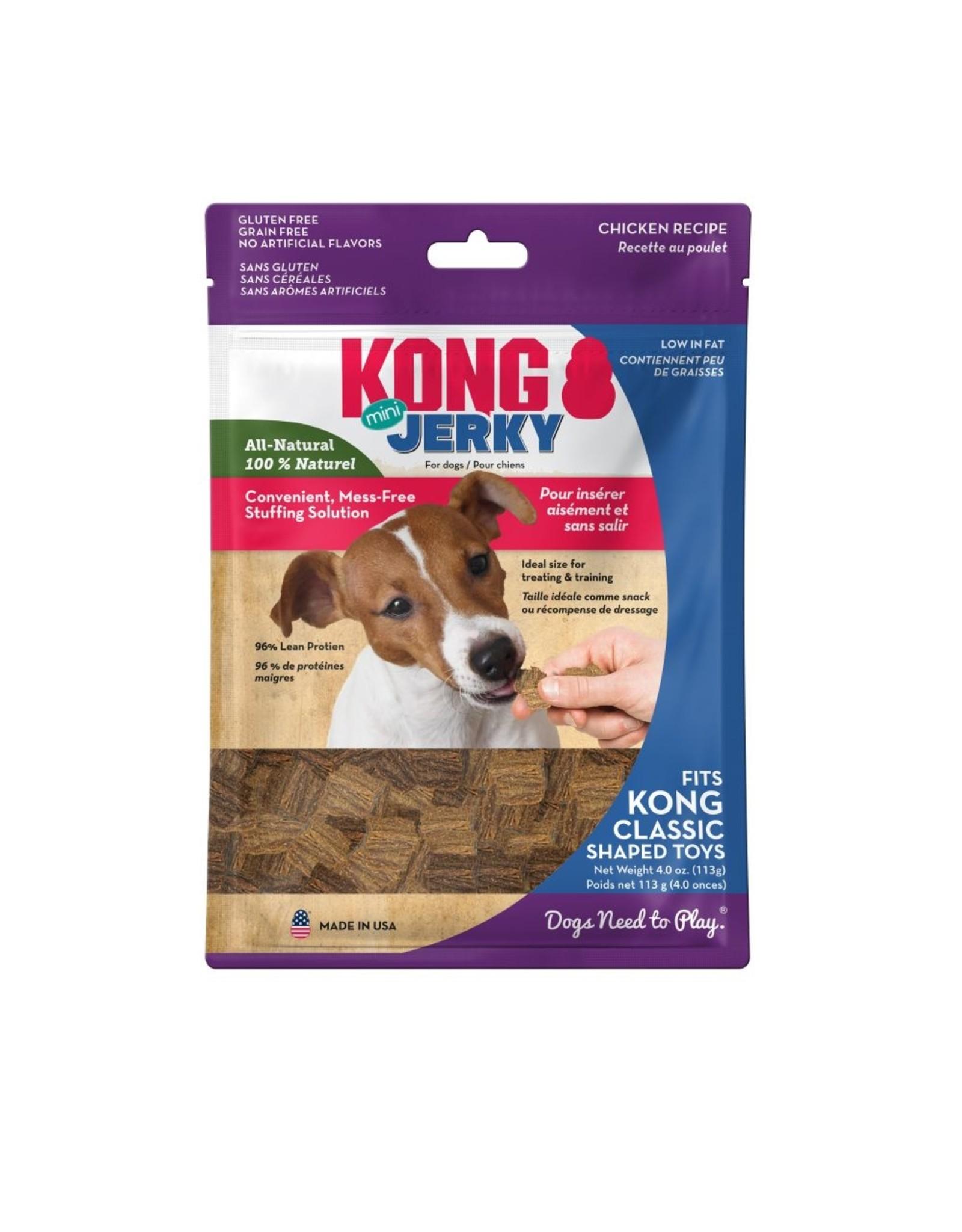 Kong Kong Jerky Mini Chicken