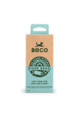 Beco Pets Mint Scented Degradable Poop Bags 120 Count