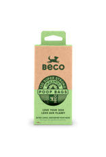 Beco Pets Unscented Degradable Poop Bags 120 Count
