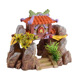 Underwater Treasures Temple Of The Valley