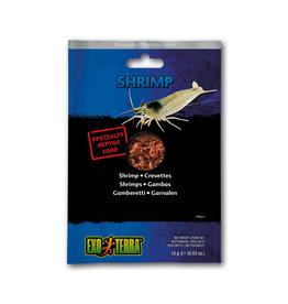 Exo Terra Exo Terra Reptile Food Shrimp 15g