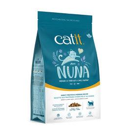 CatIt Catit Nuna Insect Protein & Herring Recipe 2.27kg