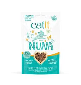 CatIt Catit Nuna Treats Insect Protein Medley 60g