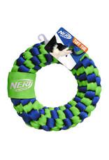 Nerf Nerf Dog Braided Twisted Ring Tug 15cm (6in)