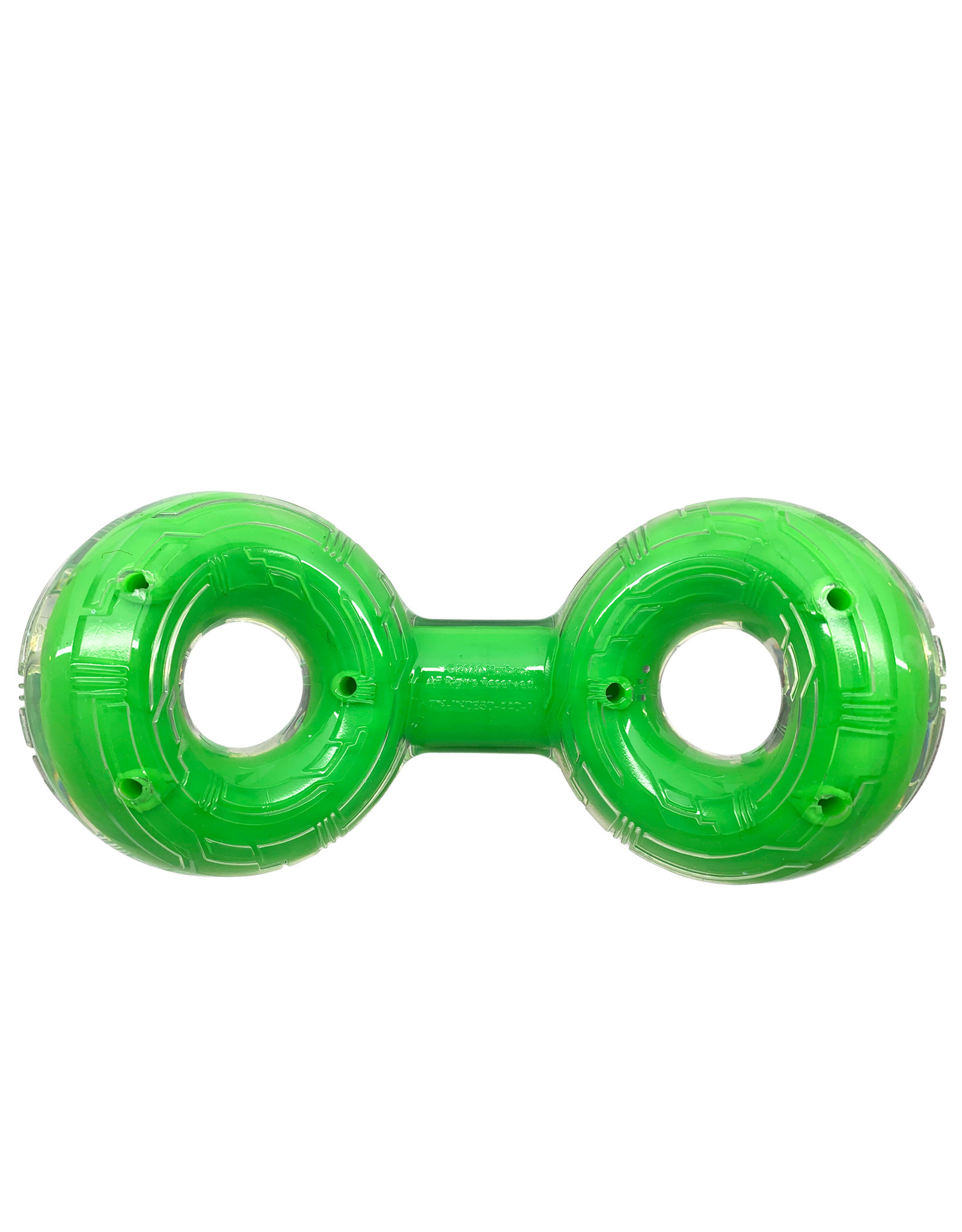Nerf Nerf Dog Scentology Infinity Ring Beef Scent Green 21cm (8.3in)