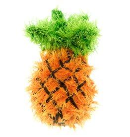 Oomaloo Handmade Squeaky Toy Pineapple Medium