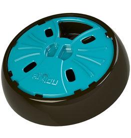 Aikiou Interactive Junior Dog Feeder Blue