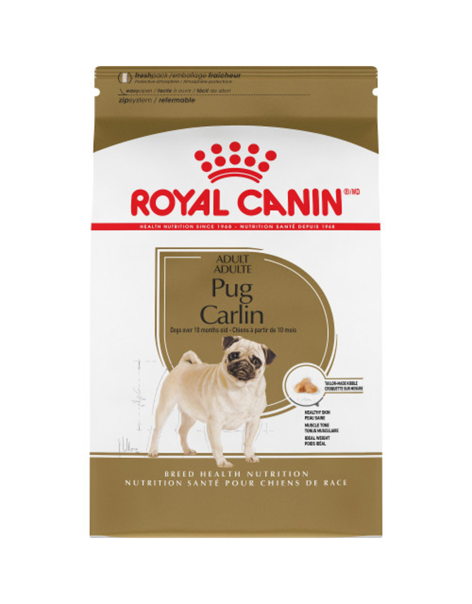 Royal Canin Royal Canin Pug Adult 10lb