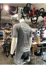 Castelli Piermont Bicycle Connection Team Bib shorts with Castelli Kiss Air Pad