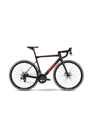 BMC Switzerland BMC Teammachine SLR01 DISC TWO Red eTap