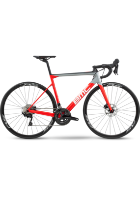 BMC Switzerland Teammachine SLR02 DISC FOUR Super Red/Carbon/White 56
