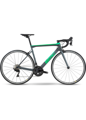BMC Switzerland Teammachine SLR02 THREE Race Grey/Candy Green 54