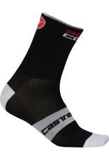 Castelli Rosso Corsa 13 Sock
