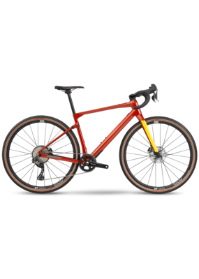 BMC Switzerland UnReStricted TWO Red Amber/Yellow Medium