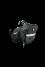 Topeak Topeak Aero Wedge Seat Bag - QuickClick, Medium, Black