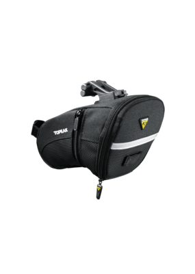 Topeak Topeak Aero Wedge Seat Bag - QuickClick, Large, Black