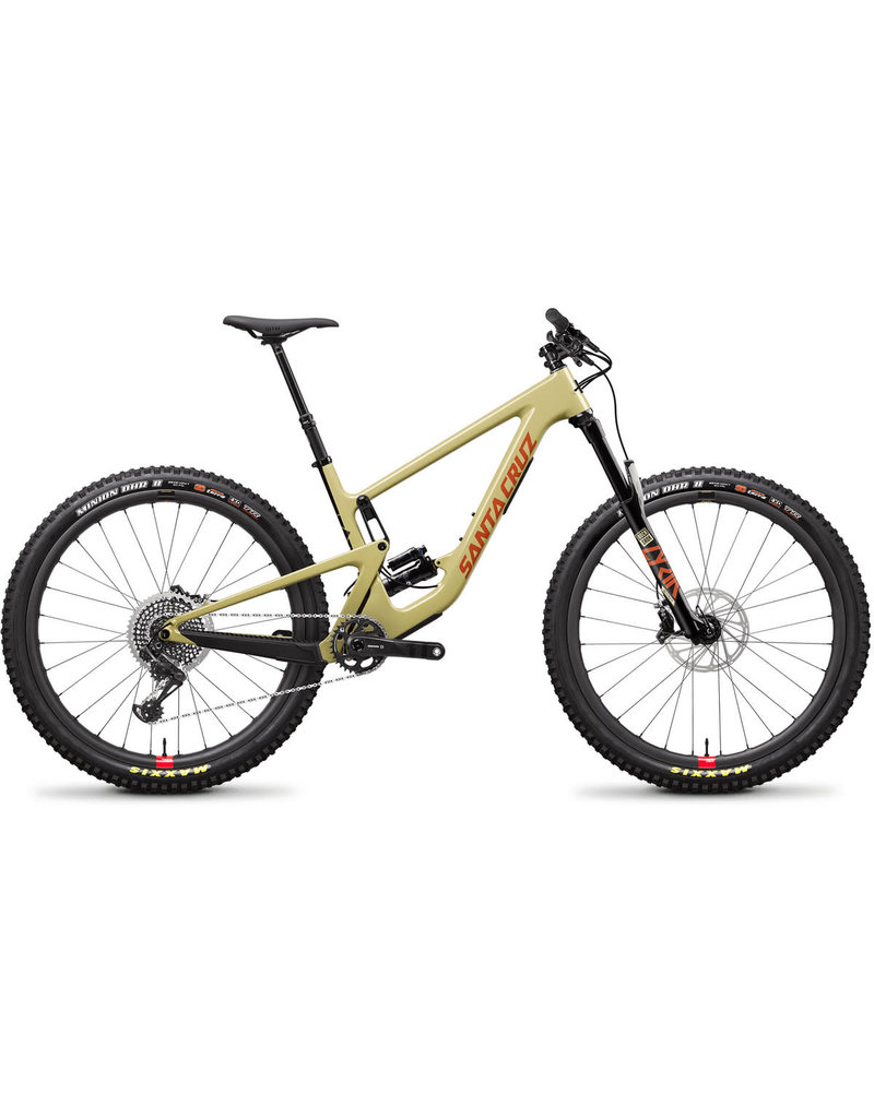 Santa Cruz Bicycles Santa Cruz Hightower 2.0 cc XO1-Kit 29 Reserve 30 Carbon