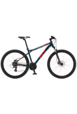 GT Bicycles 27.5 M Aggressor Expert SLT XS Slate Gray Extra Small