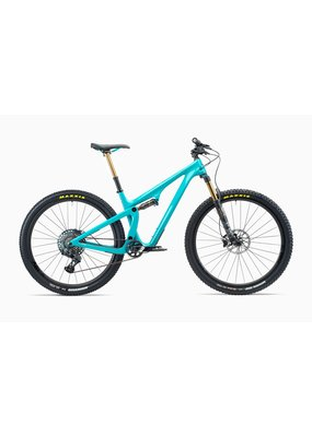 Yeti Cycles SB100 C-SERIES TURQ GX