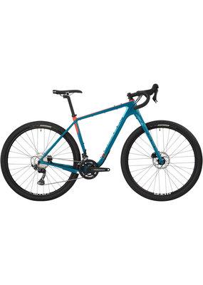 "Salsa Cutthroat Carbon GRX 600 Bike - 29"", Carbon, Teal, 56cm"