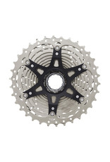 SHIMANO AMERICAN CORP. Shimano 105 CS-HG700-11 Cassette - 11 Speed, 11-34t, Silver