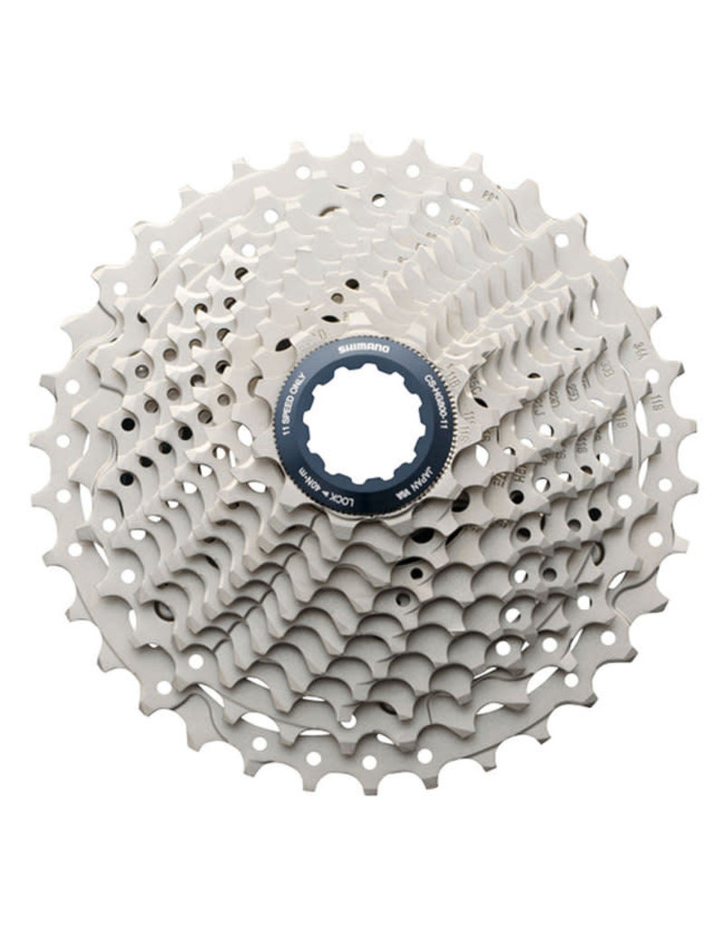 SHIMANO AMERICAN CORP. CASSETTE SPROCKET, CS-HG800-11, 11-SPEED, 11-13-1