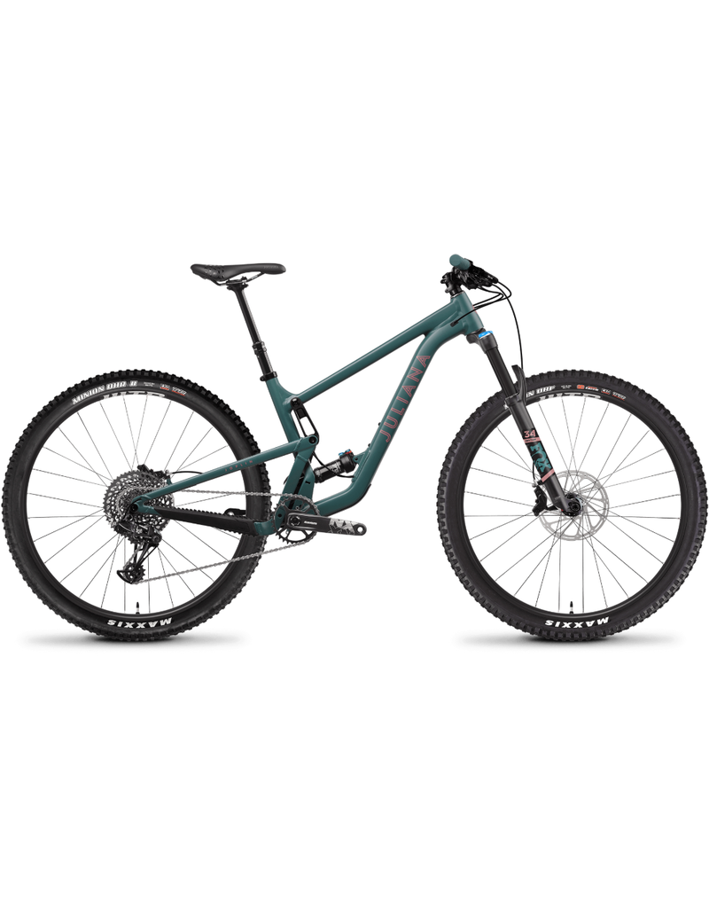 Santa Cruz Bicycles Juliana Joplin Aluminum R-Kit 29