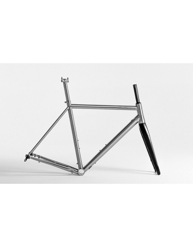 BlackHeart Bike Co Blackheart Ti Frameset