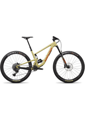 Santa Cruz Bicycles Santa Cruz Hightower 2.0 c S-Kit 29 Race Face AR Offset 30 rims