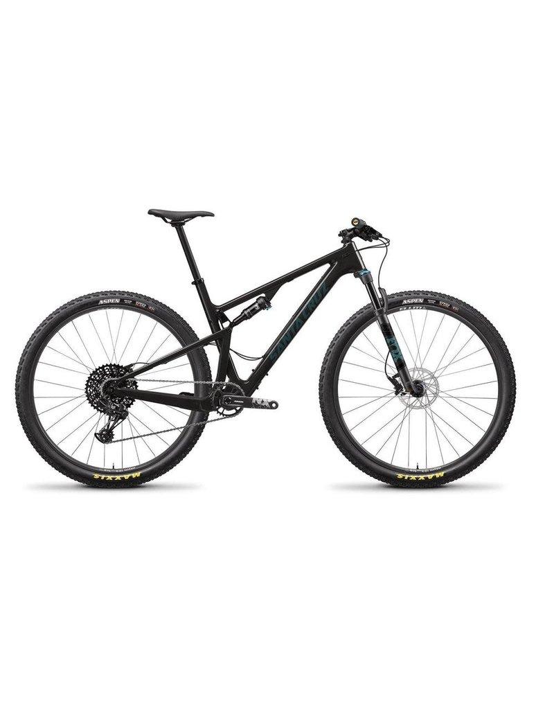 Santa Cruz Bicycles Santa Cruz Blur 3.0 c S-Kit 29 Race Face AR Offset 25 29 Rim