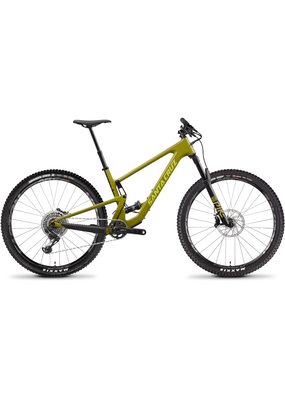 Santa Cruz Bicycles Santa Cruz Tallboy 4.0 cc XO1-Kit Race Face ARC Offset 27