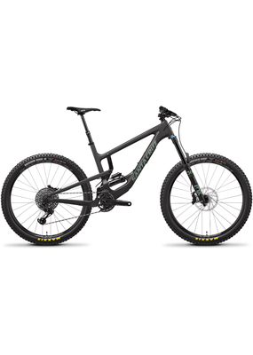 Santa Cruz Bicycles Santa Cruz Nomad 4.0 c S-Kit 27.5 Race Face AR Offset 30