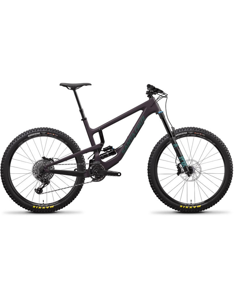 Santa Cruz Bicycles Santa Cruz Nomad 4.0 c S-Kit 27.5 Race Face AR Offset 30