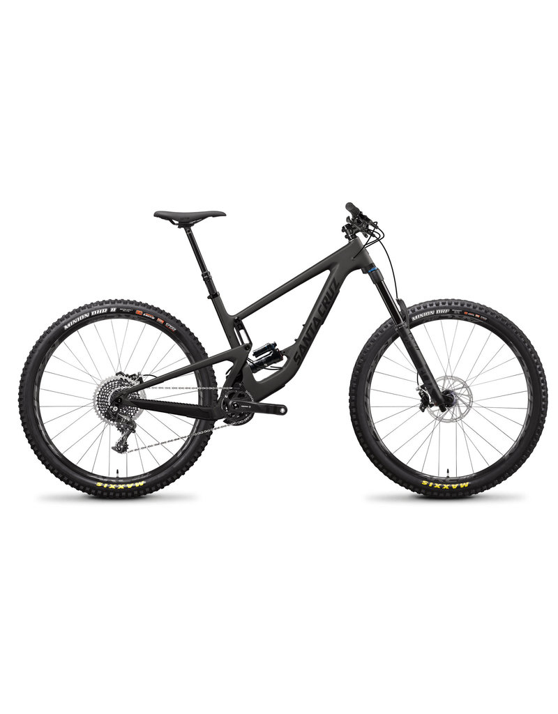 Santa Cruz Bicycles Santa Cruz Megatower 2.0 cc XO1-build 29