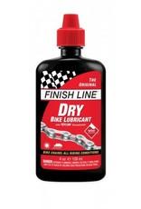 Finish Line Finish Line DRY Bike Chain Lube - 4 fl oz, Drip