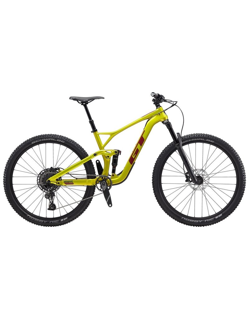 GT Bicycles GT M Sensor Carbon Elite