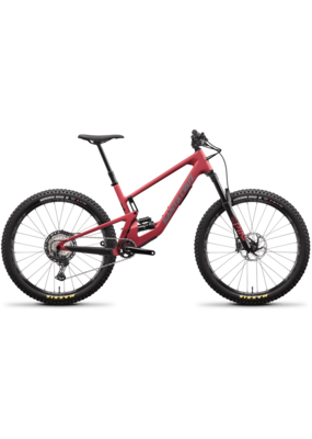 Santa Cruz Bicycles Santa Cruz 5010 4 C XT-Kit 27.5 Alloy Wheels