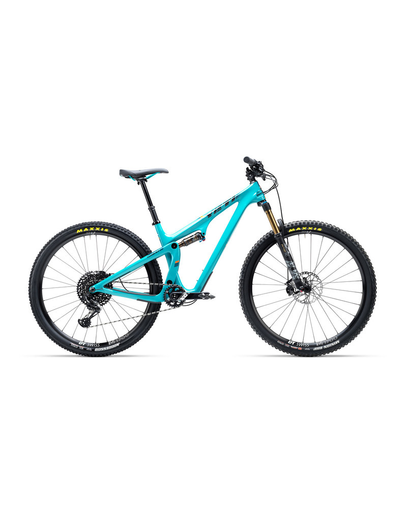 Yeti Cycles Yeti SB100 T-SERIES TURQ X01