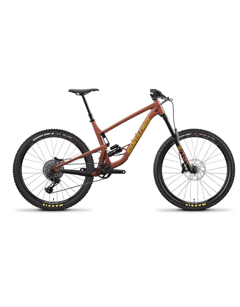 Santa Cruz Bicycles Bronson 3 C R-Kit 27.5
