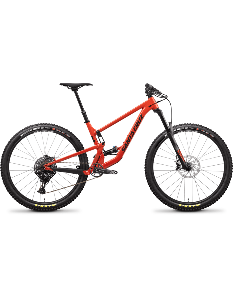 Santa Cruz Bicycles Santa Cruz Hightower 2 AL D-Kit 29