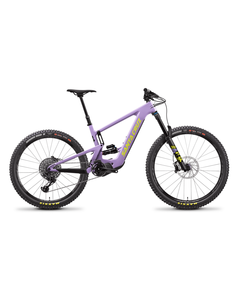 Santa Cruz Bicycles Santa Cruz Bullit 3 CC S-Kit Mix