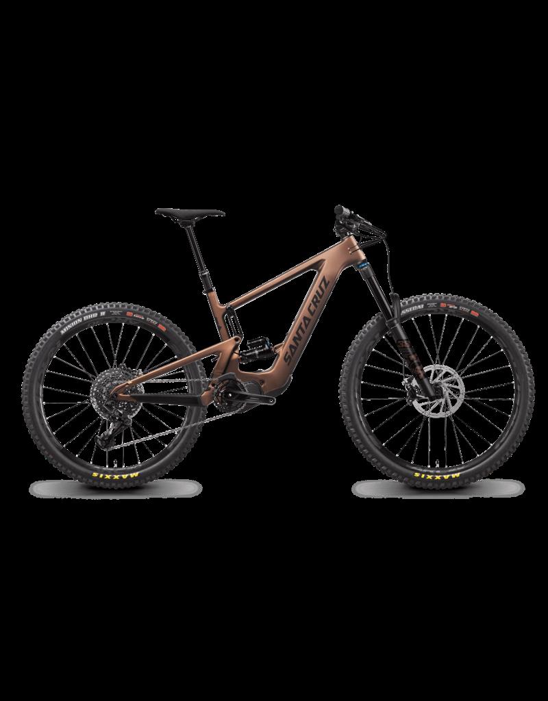 Santa Cruz Bicycles Santa Cruz Bullit 3 CC S-Kit Mix