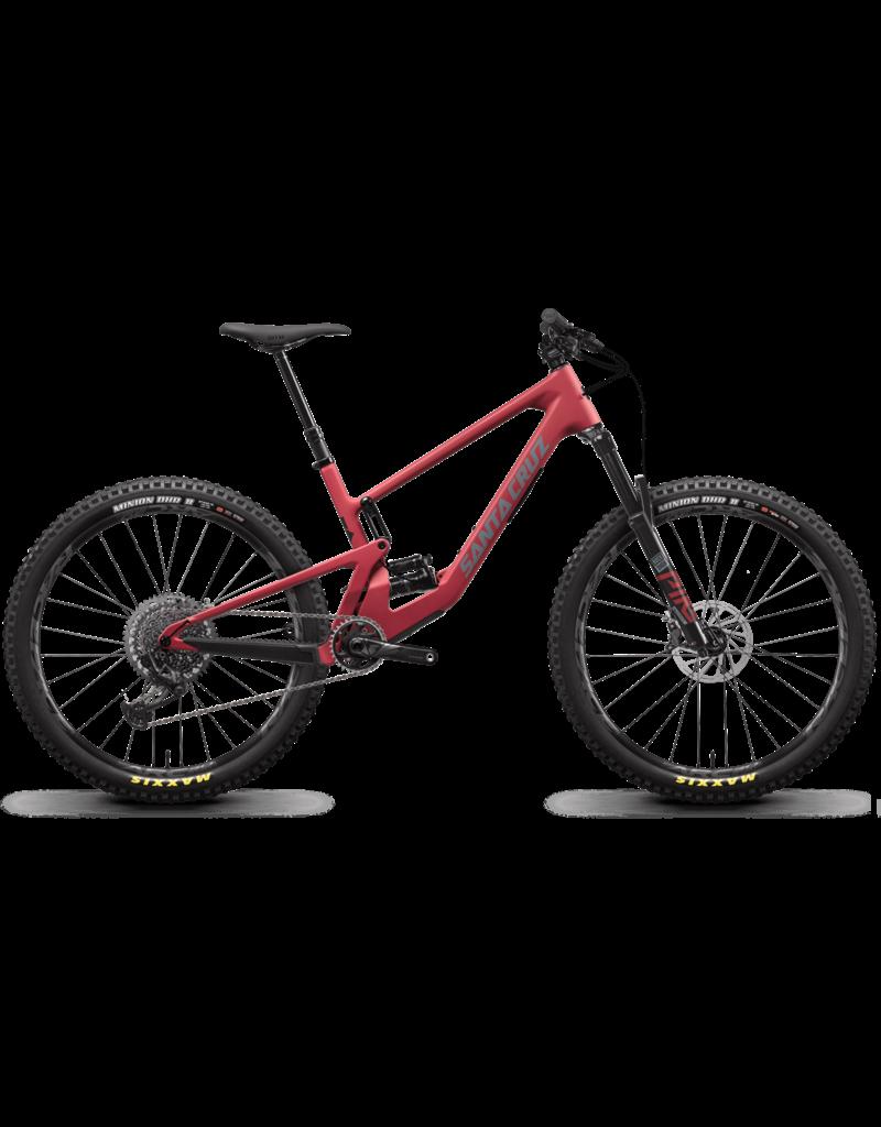 Santa Cruz Bicycles Santa Cruz 5010 4 CC 27.5 21 X01