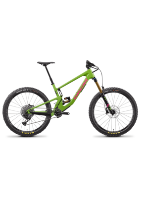 Santa Cruz Bicycles Santa Cruz Nomad 5 CC 27.5 X01