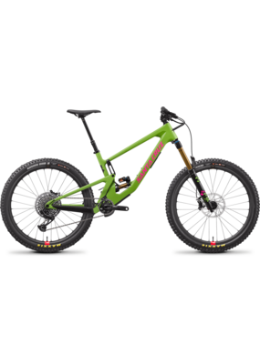 Santa Cruz Bicycles Santa Cruz Nomad 5 CC 27.5 X01 RESERVE