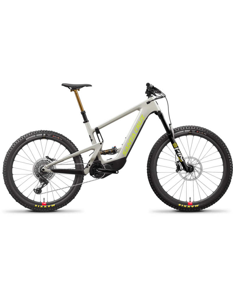 Santa Cruz Bicycles Santa Cruz Heckler 8.1 CC MX X01 RSV