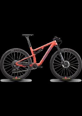 Santa Cruz Bicycles Santa Cruz BLUR 4 CC 29 X01 AXS RSV
